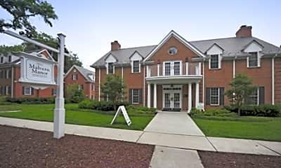 Building, Malvern Manor Apartments, 1