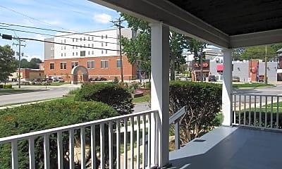 Patio / Deck, 787 Wayne Ave, 1