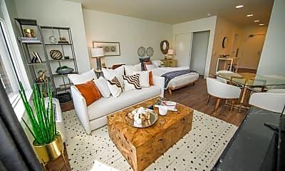 Living Room, 2323 NW Savier St, 0