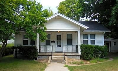 Building, 2217 Vine St, 0