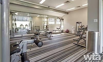 Fitness Weight Room, 11028 Jollyville Rd, 2