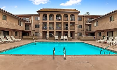 Pool, Casa Del Riverside, 1
