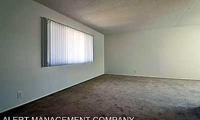 Living Room, 1251 N G St, 1