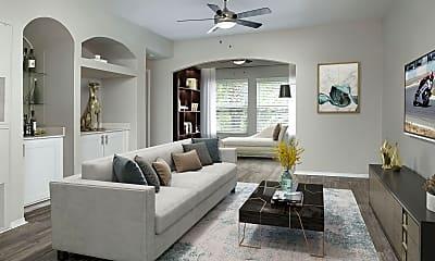 Living Room, Fairways at Lake Mary, 1