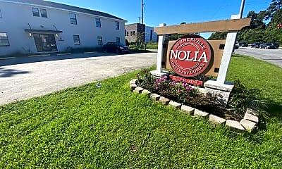Community Signage, 401 E 3rd N St, 0