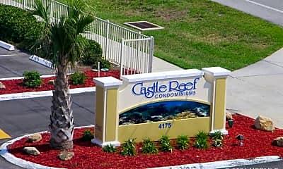 Community Signage, 4175 S Atlantic Ave 316, 1