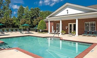 Pool, Residences at Braemar Apartments, 0