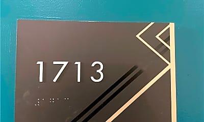 Bedroom, 400 S Broadway 1713, 1