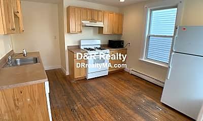 Kitchen, 64 Pleasant St, 1