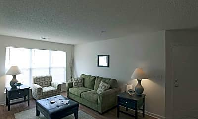 Living Room, Collegiate Commons, 0