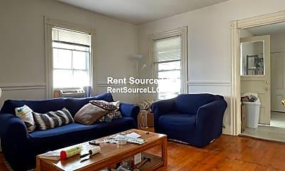 Living Room, 14 Calvin St, 1