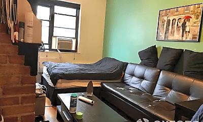 Living Room, 304 E 78th St, 1