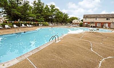 Pool, Williamsburg Park Apartments, 1