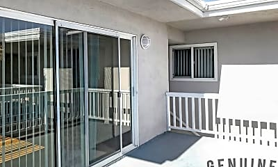 Patio / Deck, 1234 W Balboa Blvd, 1