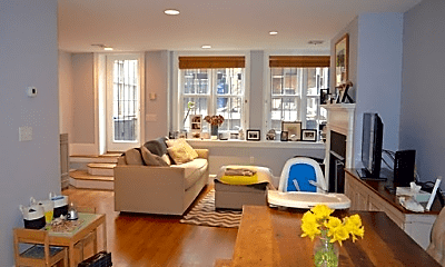Living Room, 186 W Brookline St, 0