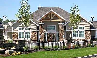 Building, Deer Creek Apartments, 0