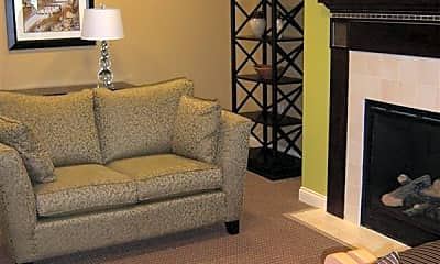 Living Room, Heritage Place at Parkview, 1