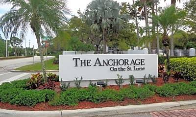 Community Signage, 2510 SE Anchorage Cove H2, 1
