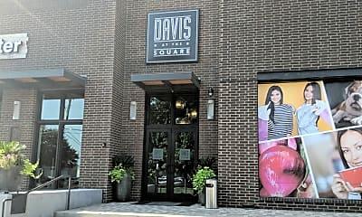 Davis at the Square, 1