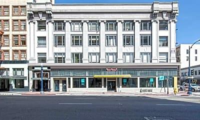 Building, Viridian Lofts, 1