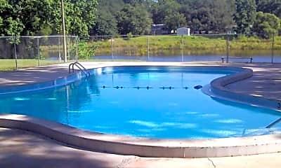 Pool, Cascade Village, 2