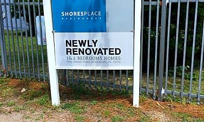 Shores Place Apartments, 1