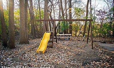 Playground, 135 Crosstown Boulevard #1, 2