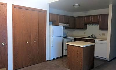 Kitchen, 104 W Maes Ave, 1