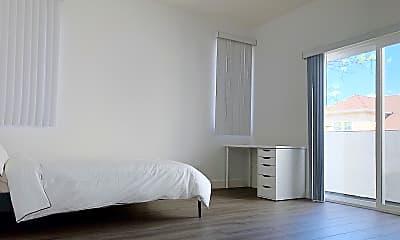 Bedroom, The Magnolia, 1