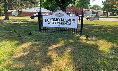Kokomo Manor Apartments, 1