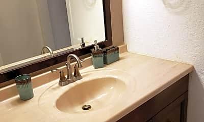 Bathroom, 6700 Escondido Dr E2, 2