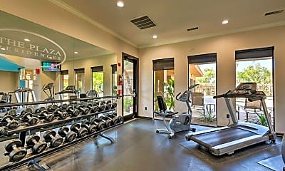 Fitness Weight Room, 7009 E Acoma Dr 1039, 2