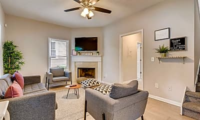 Living Room, 1296 Sells Ave SW A, 1