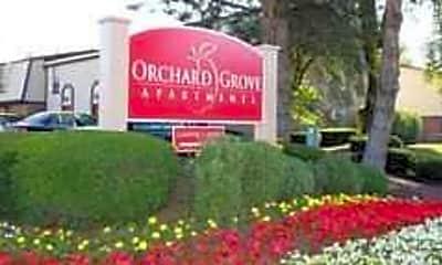 Community Signage, Orchard Grove, 2