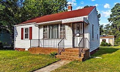 Building, 5210 Blueridge Ave, 1