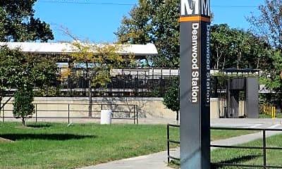 Community Signage, 1405 Doewood Ln, 2