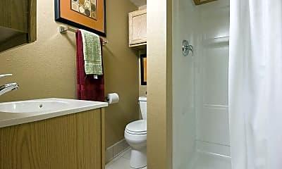 Bathroom, Highlander Private Residence, 2