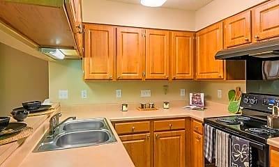 Kitchen, The Fairways, 2