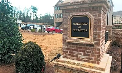 Community Signage, 4129 Townsend Ln, 2