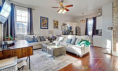 Living Room, 4802 Magazine St, 1
