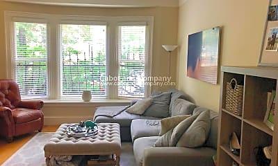 Living Room, 330 Dartmouth St, 1