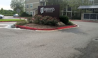 The Woodlands of Baton Rouge, 1