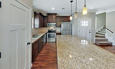Kitchen, 1128 Oney Hervey Dr, 1
