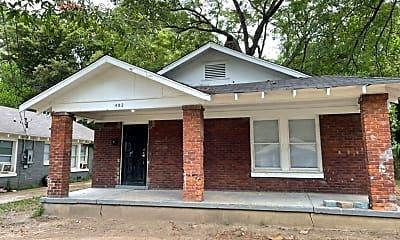 Building, 482 Marianna St, 0