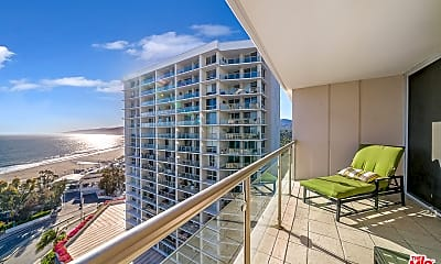 Patio / Deck, 201 Ocean Ave 1403B, 0