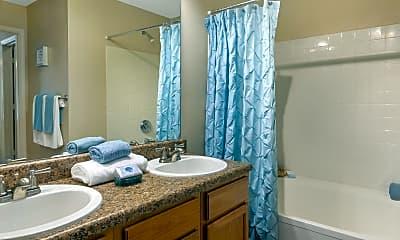 Bathroom, The Paddock Club Gainesville, 2