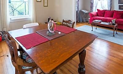 Dining Room, 1631 Bolton St, 1