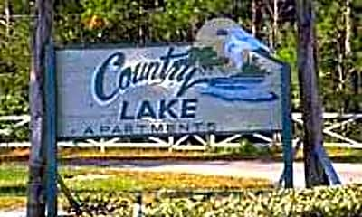 Country Lake Apartments, 1