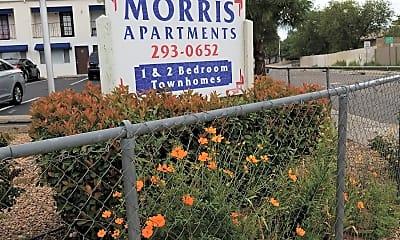 Morris Apartments, 1