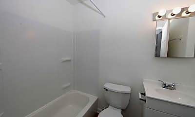 Bathroom, 2601 Garrison, 2